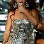 Beyonce Knowles Tongue